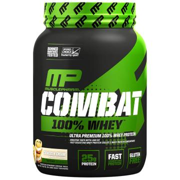 Musclepharm Combat 100% Whey Protein 2lb - Cookies & Cream