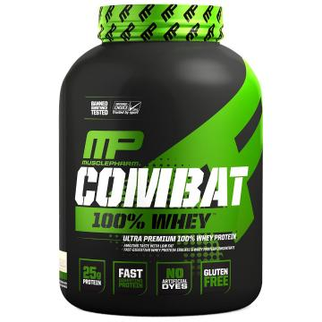 Musclepharm Combat 100% Whey Protein 5lb - Cookies & Cream - Cookies and Cream