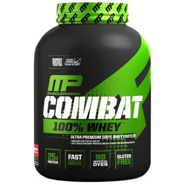 Musclepharm Combat 100% Whey Protein 5lb - Strawberry - Strawberry