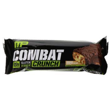 Musclepharm Combat Crunch Bar 63g - Choc Peanut Butter - Choc Peanut Butter