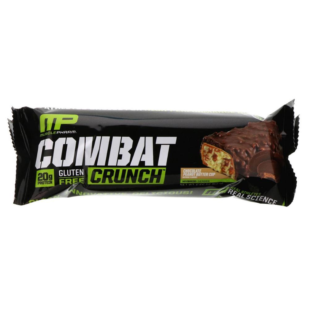 Combat Crunch Bar 63g - Choc Peanut Butter
