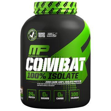 Musclepharm Combat Sport 100% Isolate Protein 5lb - Chocolate Milk