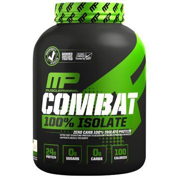 Musclepharm Combat Sport 100% Isolate Protein 5lb - VanilIa - Vanilla Ice Cream