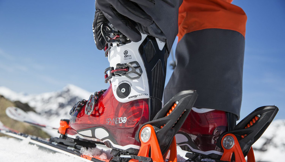 to choose ski boots