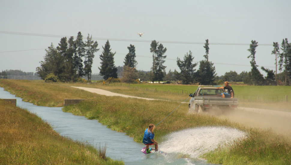 Athlete Blogs: Sophie Schollum - The Ultimate Wakeboard Road Trip