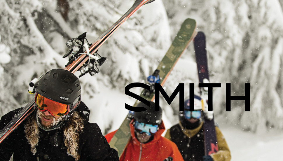 Smith Ultimate Integration - Helmet and Goggles