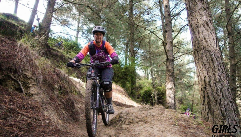 Staying safe on the trails - MTB